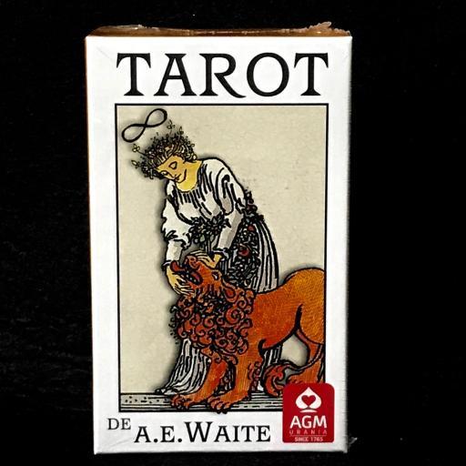 TAROT WAITE A.E. STANDART EDICIÓN PREMIUN