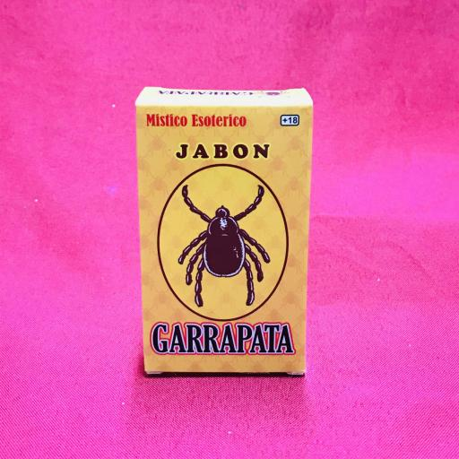 Jabon Esoterico Garrapata 100 gr.