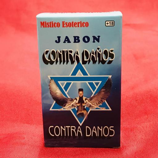 Jabon Esoterico Contra Daños 100 gr.