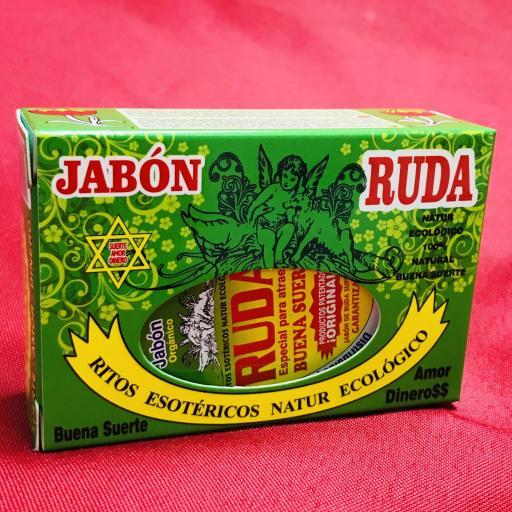 Jabon Esoterico Ruda 100 gr.