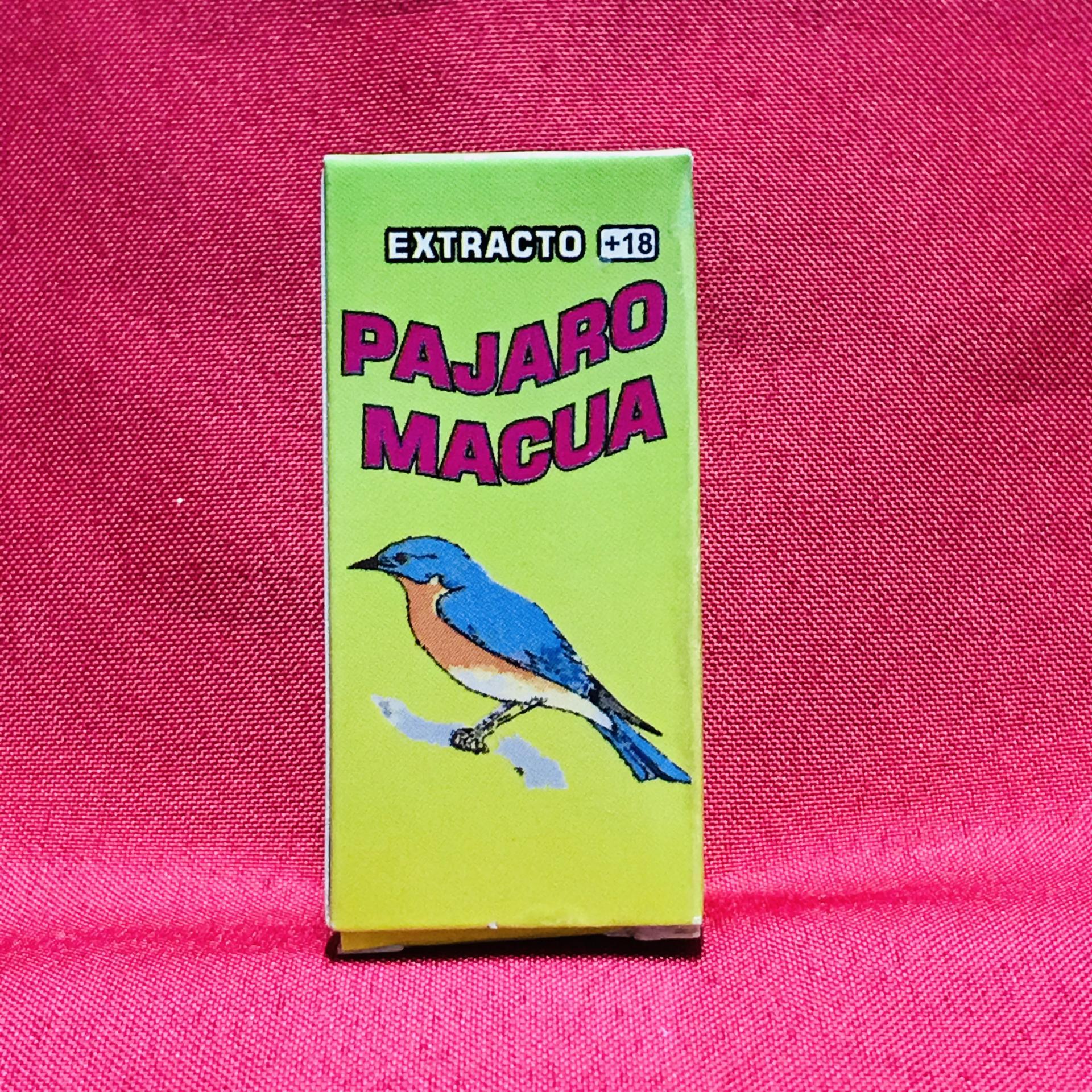 Pajaro Macua Extracto - Macua Bird Extract