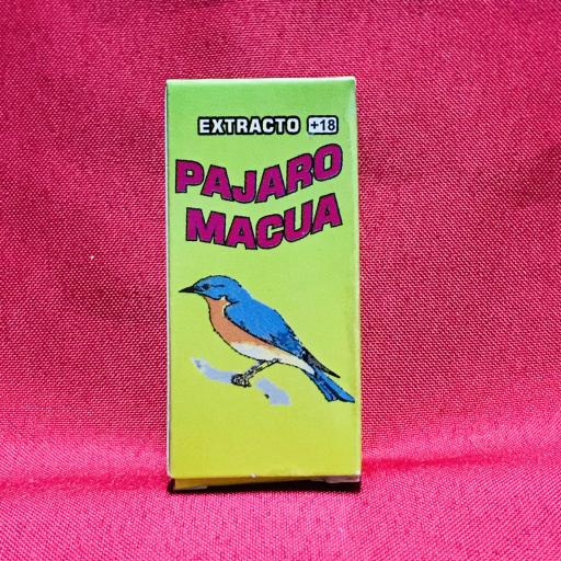 Pajaro Macua Extracto - Macua Bird Extract