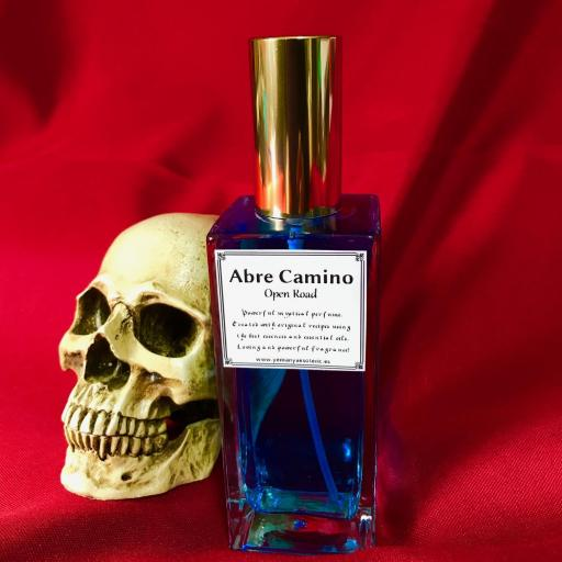 ☆ ABRE CAMINOS ☆ COLONIA ESOTERICA ☆☆ 50 ml. Wicca Spell Magick Perfume Ritual