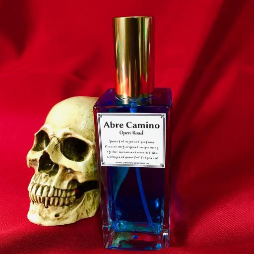 ☆ ABRE CAMINOS ☆ COLONIA ESOTERICA ☆☆ 100 ml. Wicca Spell Magick Perfume Ritual