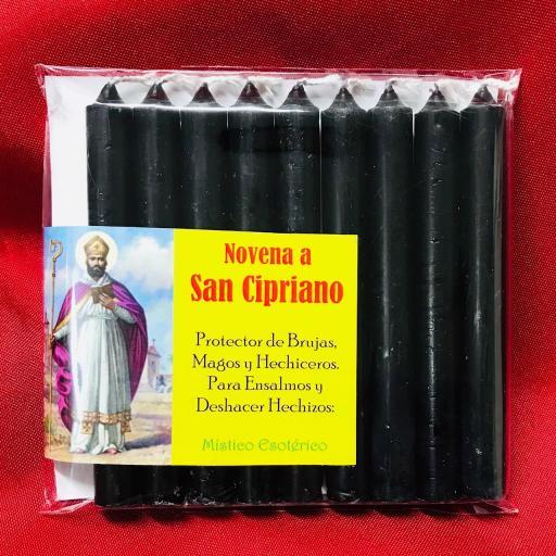 NOVENA SAN CIPRIANO ( PROTECCION )