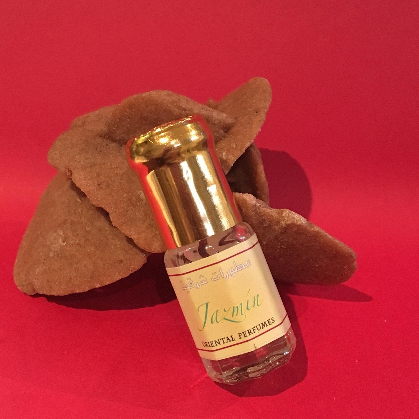 Jazmín Perfume Corporal Árabe