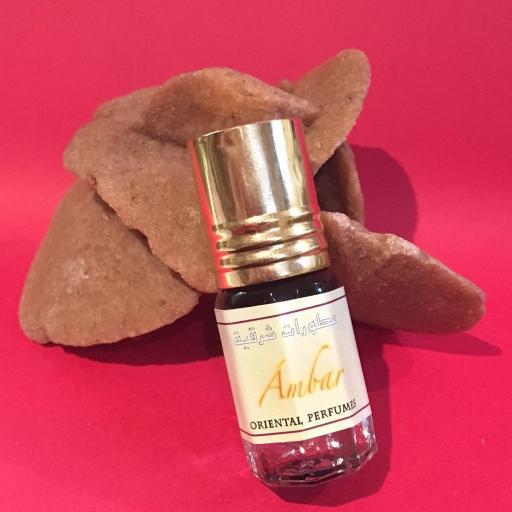Ambar Perfume Corporal Árabe