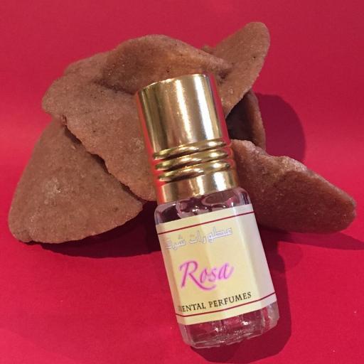 Rosa Perfume Corporal Árabe