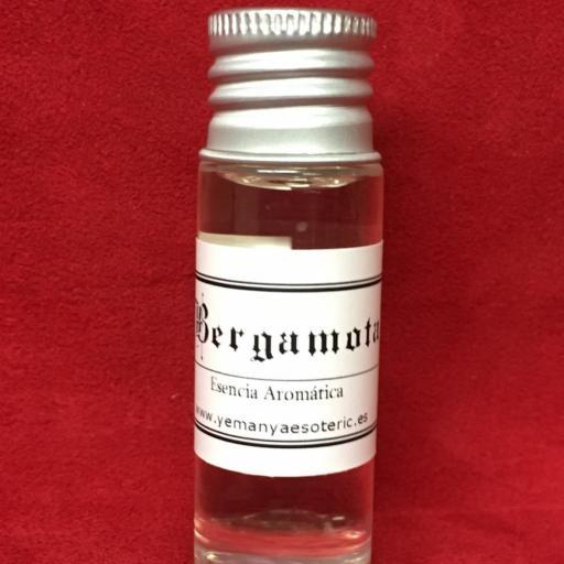 ESENCIA AROMATICA BERGAMOTA 15 ml