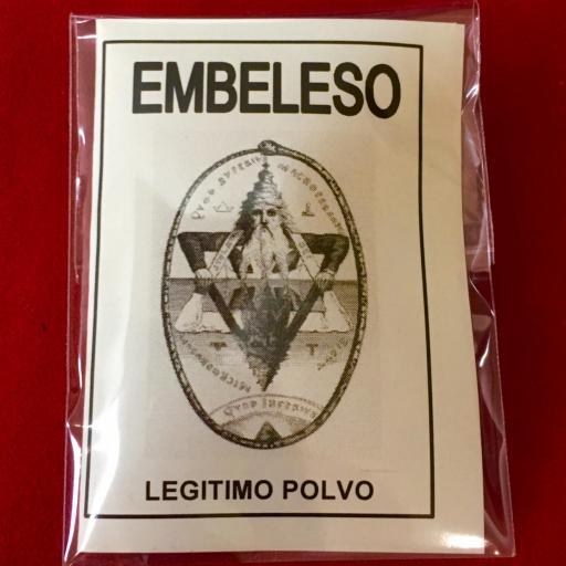 ☆ EMBELESO ☆ LEGITIMO POLVO ESOTERICO