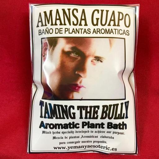 BAÑO DE PLANTAS AMANSA GUAPO