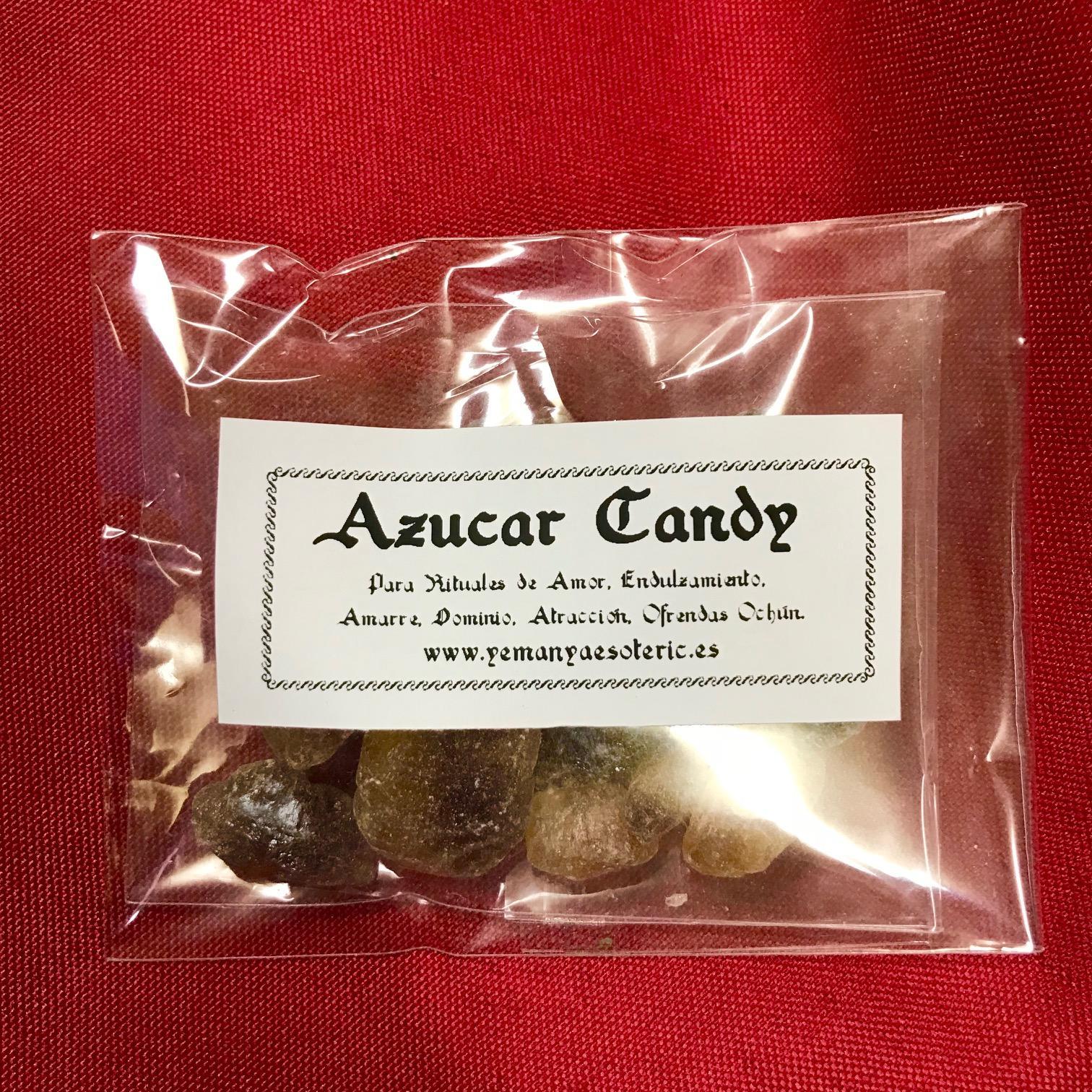 AZUCAR CANDY 20 GR.