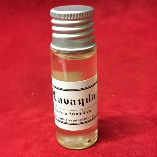 ESENCIA AROMATICA LAVANDA 15 ml