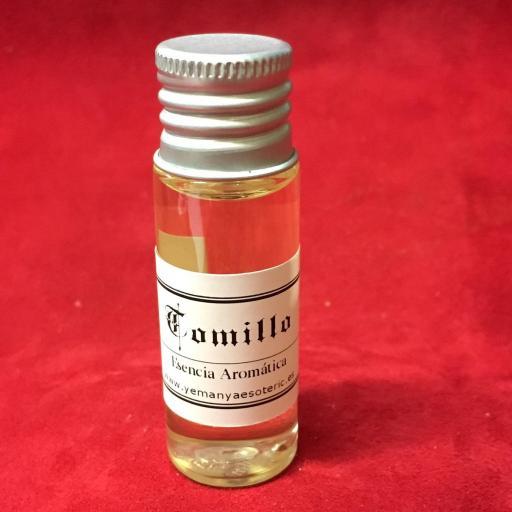 ESENCIA AROMATICA TOMILLO 15 ml