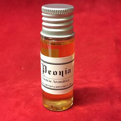 ESENCIA AROMATICA PEONIA 15 ml