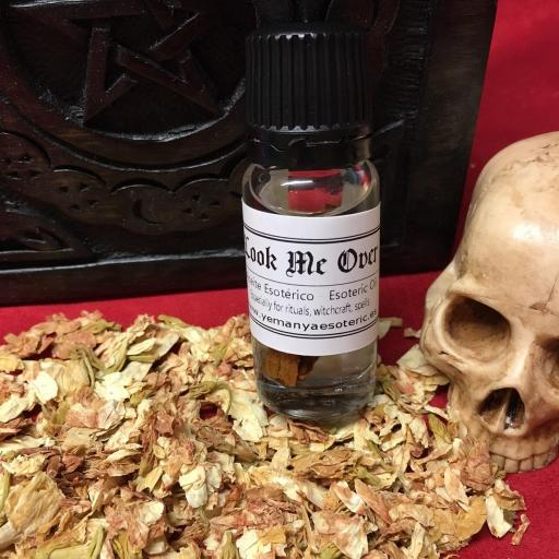 ☆ LOOK ME OVER ☆ ACEITE ESOTERICO ☆☆ 10ml.