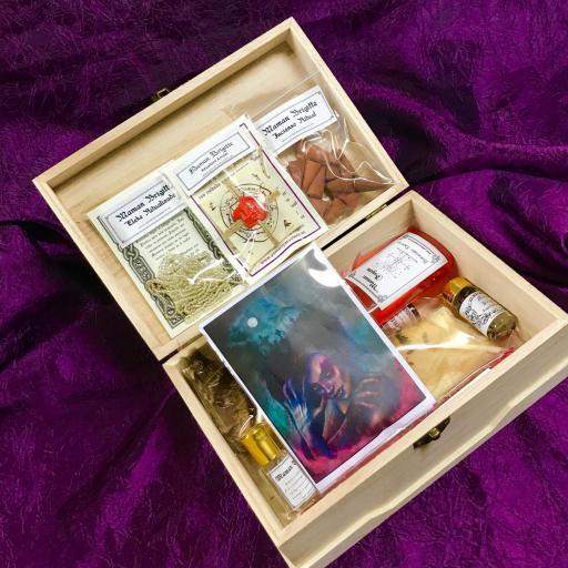 MAMAN BRIGITTE ( RITUAL PRODUCTS BOX )