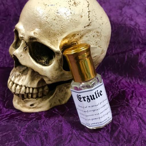 PERFUME ESOTERICO ERZULIE 6 ml