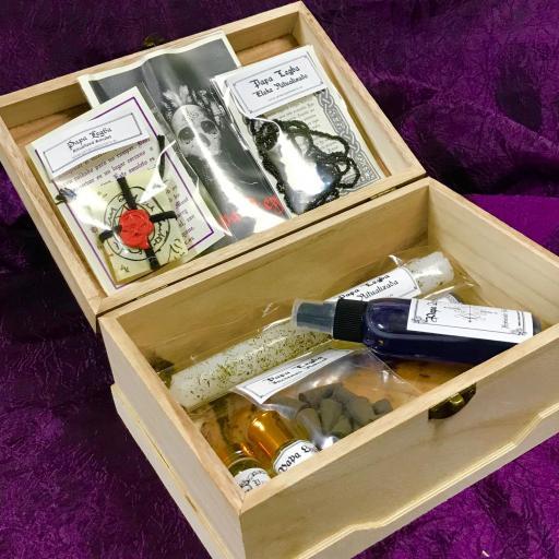 PAPA LEGBA ( RITUAL PRODUCTS BOX )