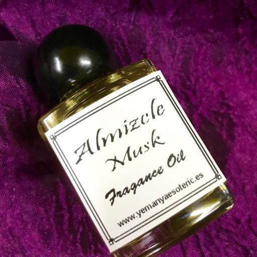 PERFUME CON ACEITE DE MUSK - ALMIZCLE