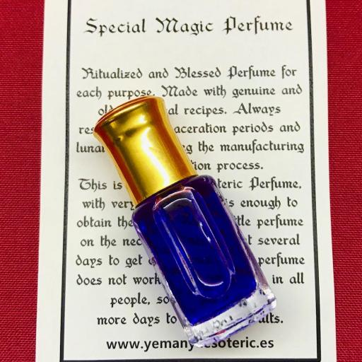 ⛤ Esoteric Perfume DEFENSA ⛤PROTECCION , PAZ ⛤ 6ml.