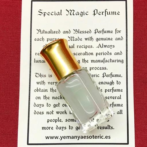 ⛤ Esoteric Perfume VENTE Y QUEDATE CONMIGO ⛤ ⛤ 6ml.