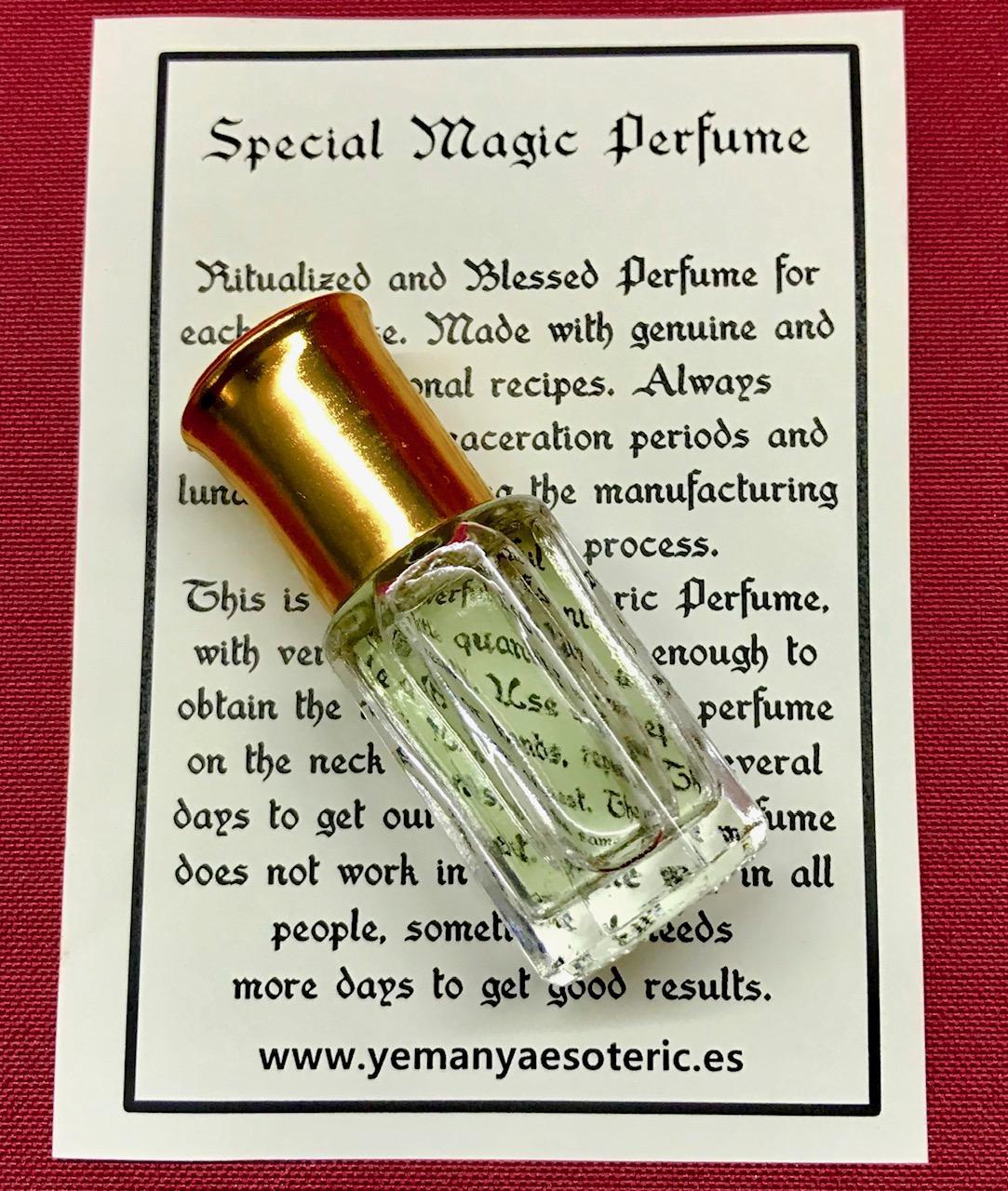 ⛤ Esoteric Perfume ASTRAL 7X7⛤ ⛤ 6ml.