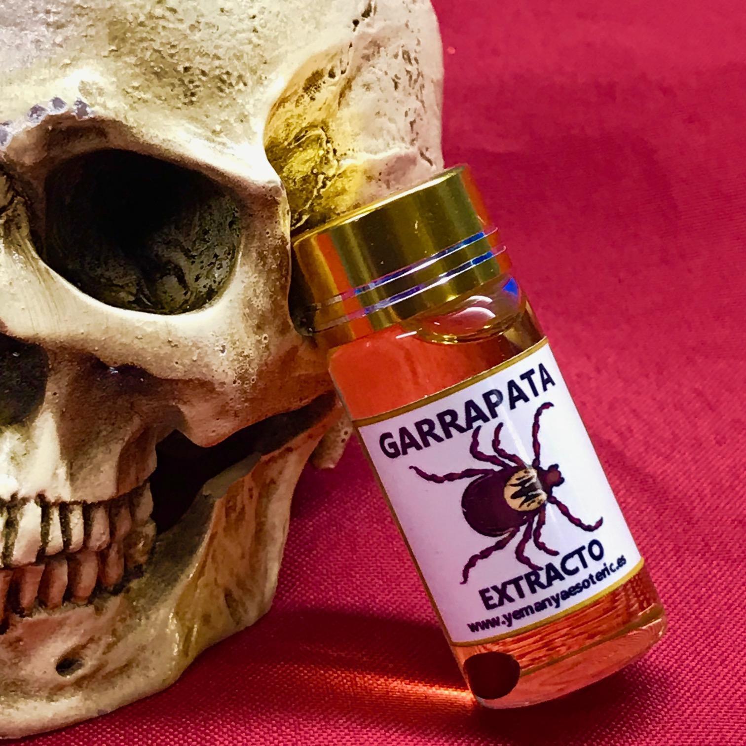 EXTRACTO DE GARRAPATA 15 ml