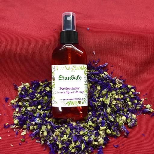 AMBIENTADOR ESOTERICO SANDALO - Ritual Spray 100 ml