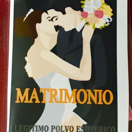 ☆ MATRIMONIO☆ LEGITIMO POLVO ESOTERICO