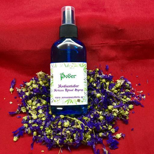 AMBIENTADOR ESOTERICO PODER - Ritual Spray 100 ml