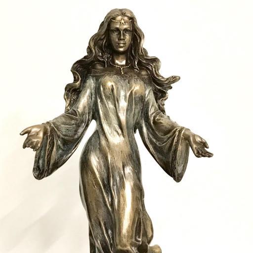 DIOSA DEL MAR - FIGURA YEMANYA 27 cm ( YEMAYA )
