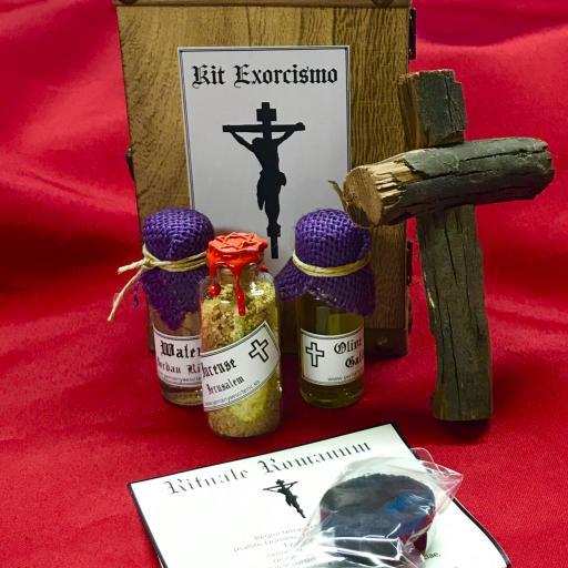 KIT EXORCISMO MOD.3
