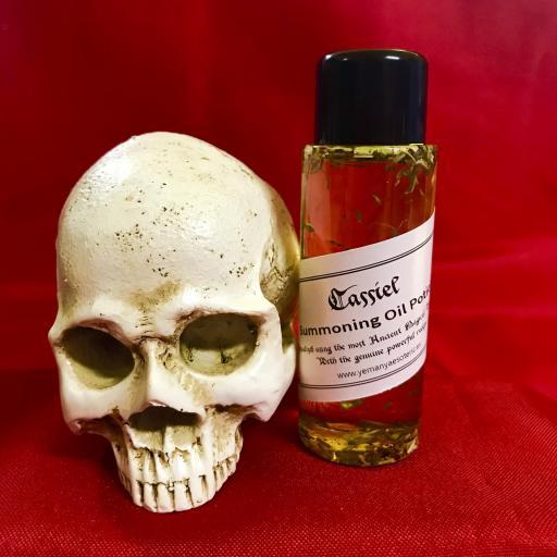 CASSIEL - Demon Summoning Oil Potion - Aceite Poción de Invocación Demonio 60 ml