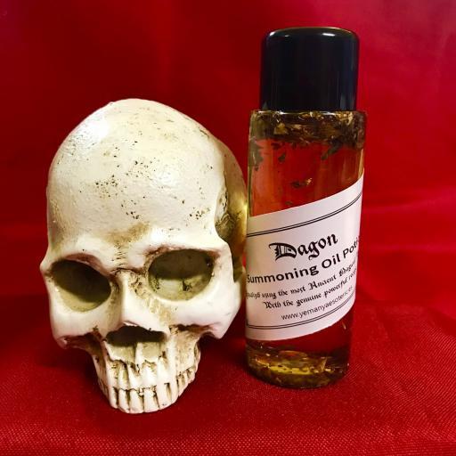 DAGON - Demon Summoning Oil Potion - Aceite Poción de Invocación Demonio 60 ml