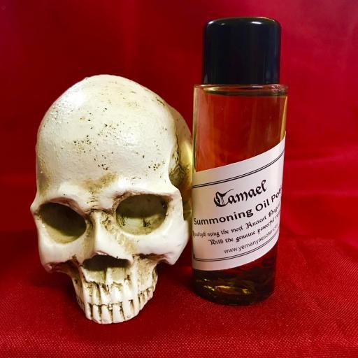CAMAEL - Demon Summoning Oil Potion - Aceite Poción de Invocación Demonio 60 ml
