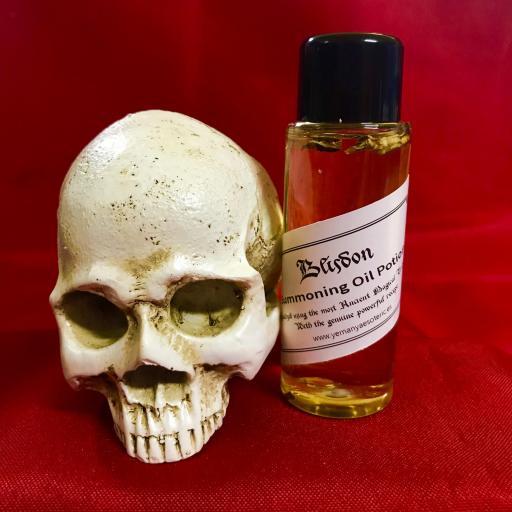 BLISDON - Demon Summoning Oil Potion - Aceite Poción de Invocación Demonio 60 ml