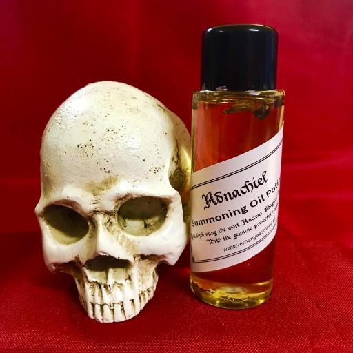ADNACHIEL Demon Summoning Oil Potion - Aceite Poción de Invocación Demonio 60 ml