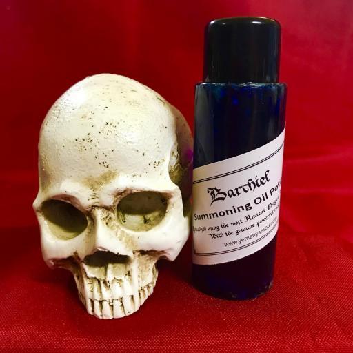 BARCHIEL- Demon Summoning Oil Potion - Aceite Poción de Invocación Demonio 60 ml