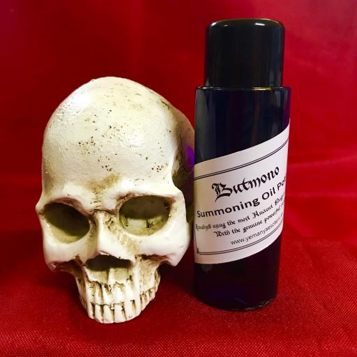 BUTMONO - Demon Summoning Oil Potion - Aceite Poción de Invocación Demonio 60 ml