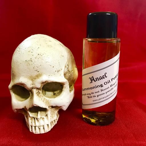 ANAEL - Demon Summoning Oil Potion - Aceite Poción de Invocación Demonio 60 ml