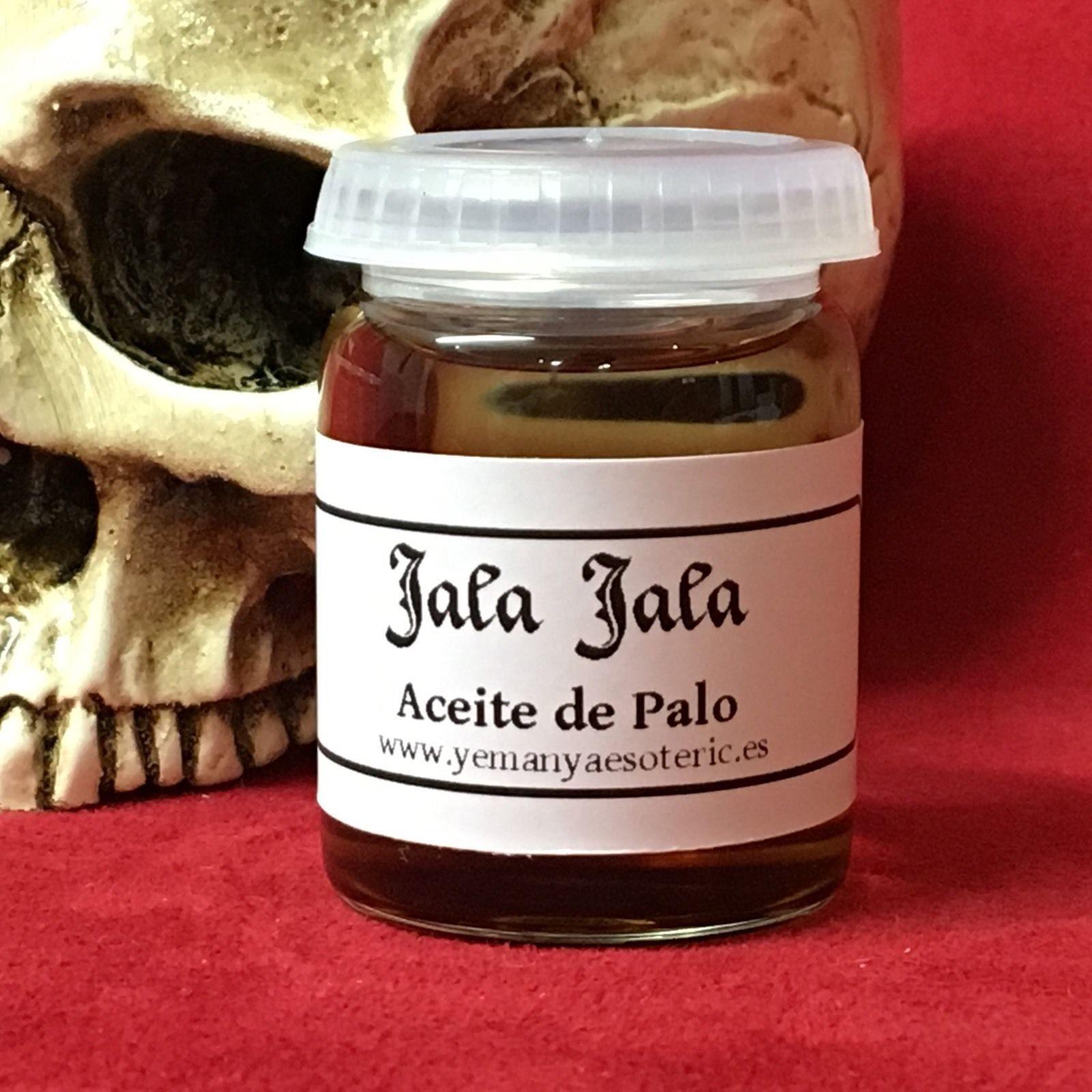 ☆ ACEITE ESOTERICO DE PALO JALA JALA ☆ RITUAL OIL ☆ 15ml.