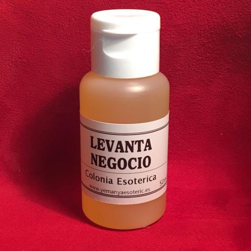 ☆ LEVANTA NEGOCIO ☆ COLONIA ESOTERICA ☆☆ 50 ml