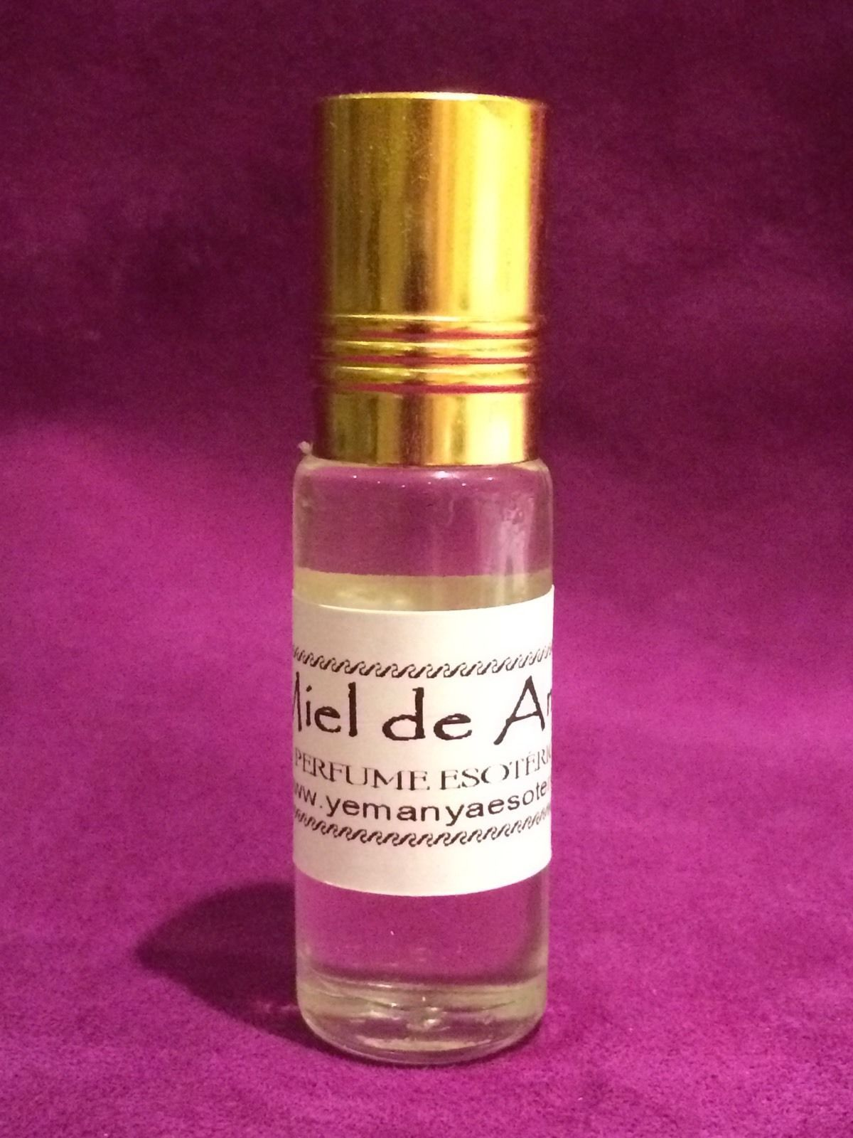 PERFUME ESOTERICO MIEL DE AMOR 5 ml