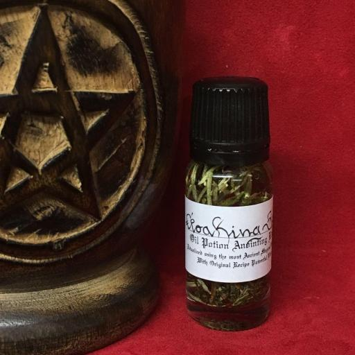 ☆OCULTA HECHIZOS☆ OIL POTION ANOINTING RITUAL 10 ml