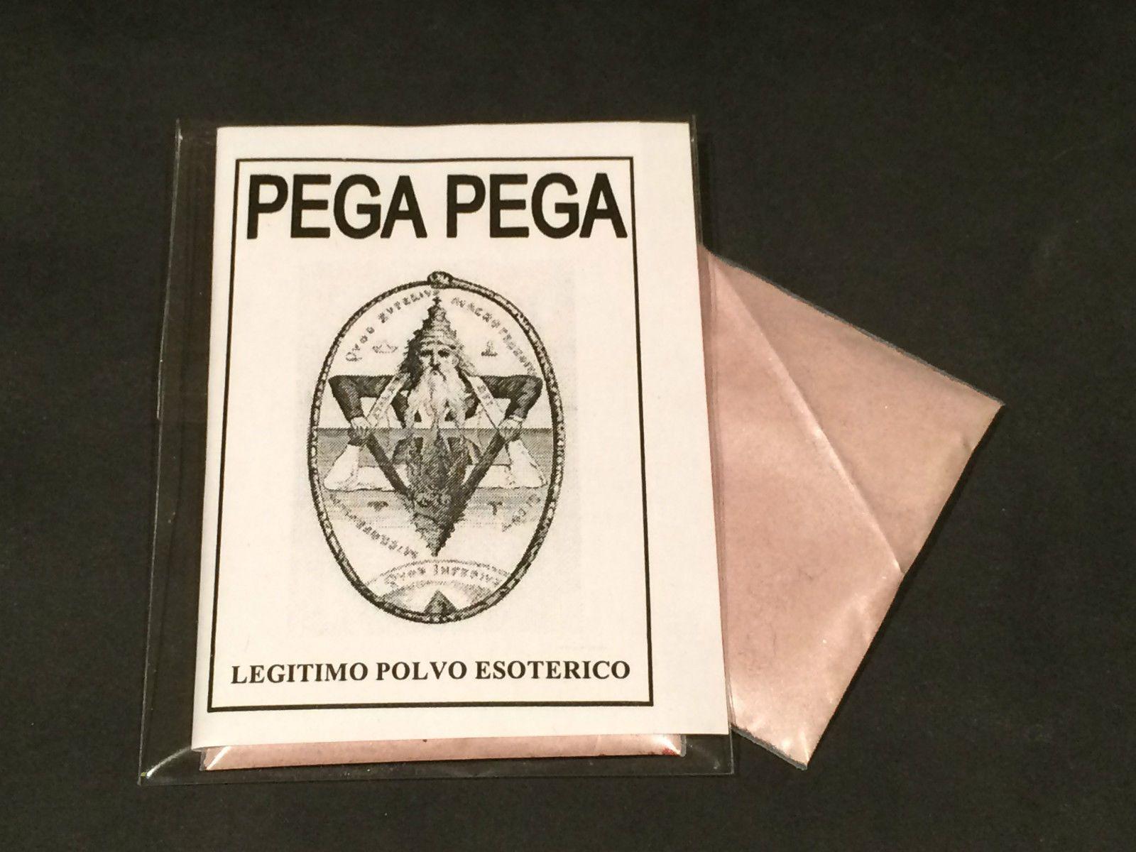 "LEGITIMO POLVO ESOTERICO ESPECIAL "" PEGA PEGA"""