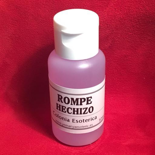☆ ROMPE HECHIZO ☆ COLONIA ESOTERICA ☆☆ 50 ml.