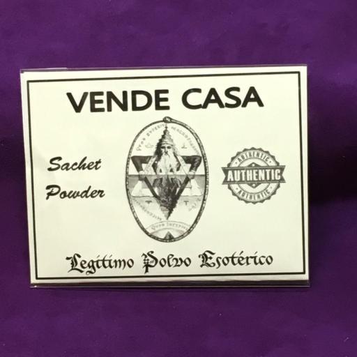 ☆ VENDE CASA ☆ LEGITIMO POLVO ESOTERICO 20 GRAMOS