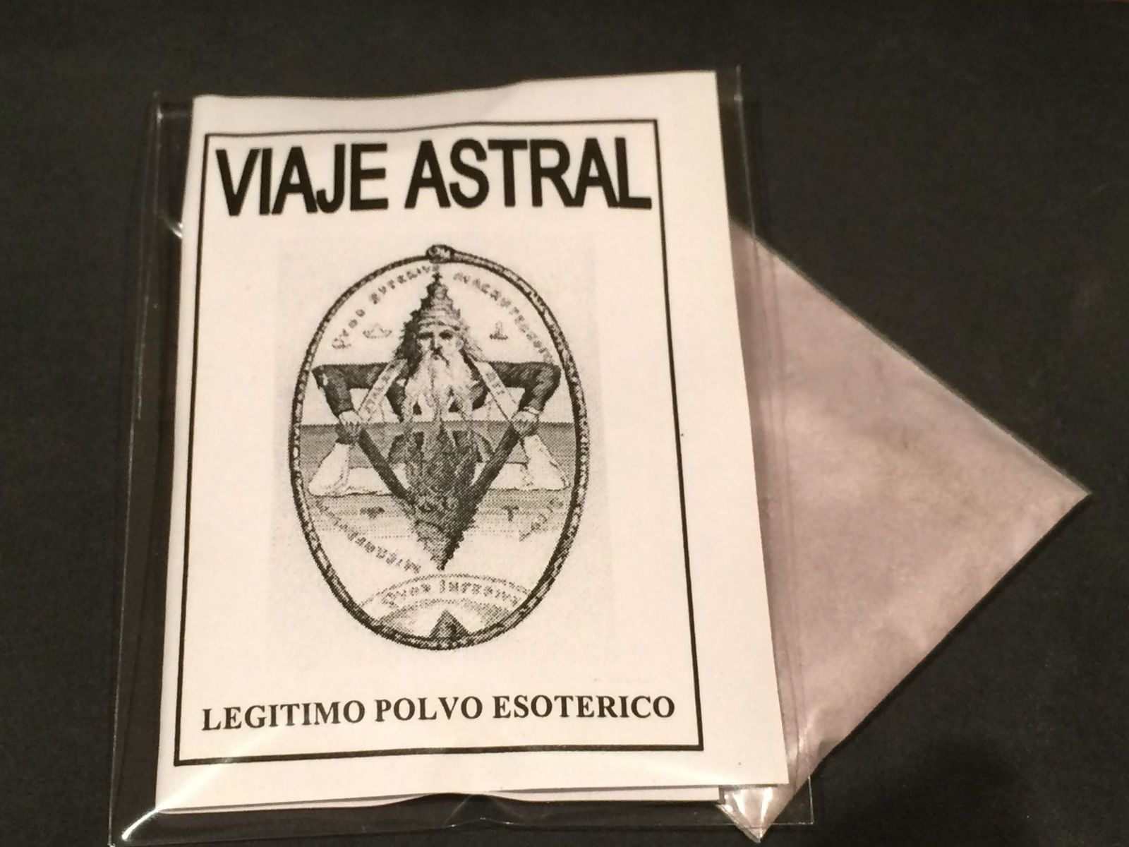 """LEGITIMO POLVO ESOTERICO ESPECIAL """" VIAJE ASTRAL """""""