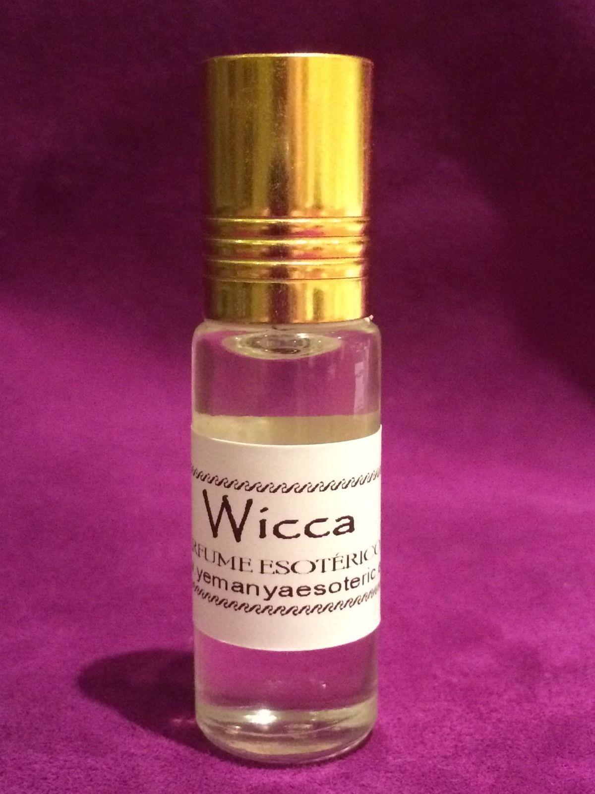 PERFUME ESOTERICO WICCA 5 ml